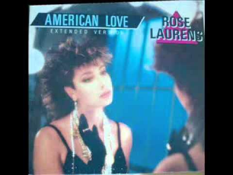 Rose Laurens  American Love Extended Version 1986wmv
