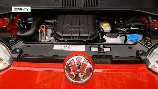 present it! The VW up! | drive it!