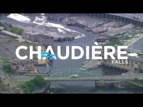 Construction of Chaudière Falls, Ottawa, Canada - Unravel Travel TV