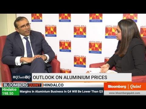 Hindalco Profit Rises On Better Realisations: #Q3WithBQ
