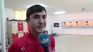 Rekortmen Atıcının Hedefi Gençlik Olimpiyatları