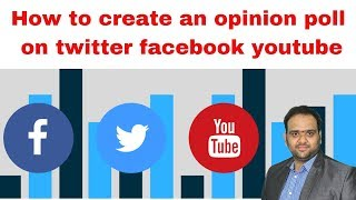 How to create twitter polls in 2019 / How to create a poll