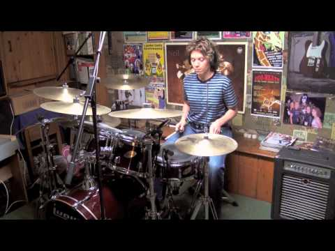 Hard To Handle- The Black Crowes- Drum Cover