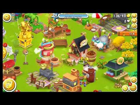 Игра hay day ферма играть онлайн бесплатно