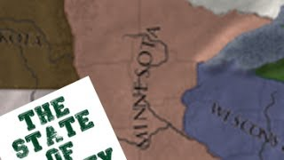 "EUIV Superstates Mod - Minnesota EP 01 ""The State of Hockey!"