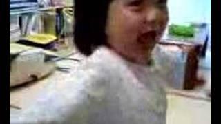 娘いろは、爆笑 携帯電話からアップロードした動画.