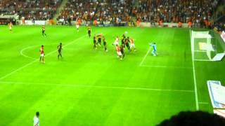 Galatasaray Kayserispor Gol CRIS