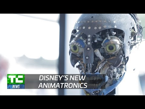 Disneys New Animatronics