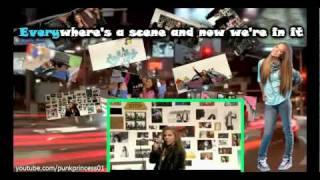 Something About The Sunshine (Instrumental/Karaoke)-Anna Margaret