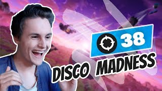38 KILL I DISCO DOMINATION | Norsk Fortnite