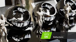 Nvidia Ray Tracing Demo - Nvidia Quadro RTX