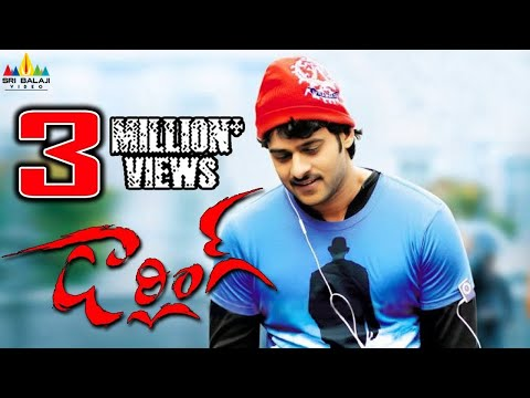 Darling Telugu Full Movie | Latest Telugu Full Movies | Prabhas, Kajal Agarwal | Sri Balaji Video