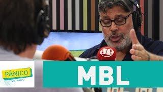 A treta continua! Alexandre Frota fala da sua polêmica com MBL