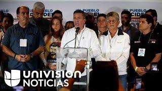 Elecciones regionales en Venezuela: chavismo se proclama ganador y oposición denuncia fraude