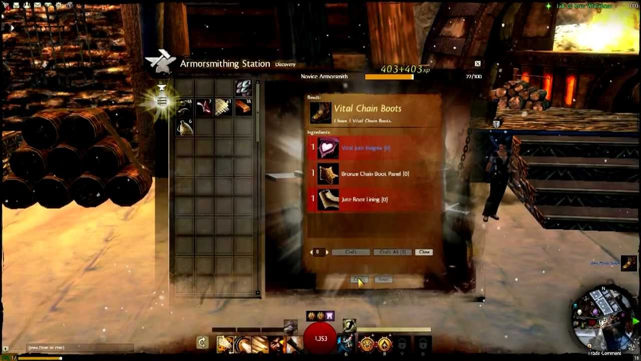 Guild Wars 2 - one click information access! - Band Of