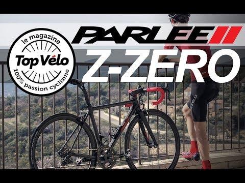 Image de la vidéo Présentation vidéo exclusive du vélo Parlee Z-Zero
