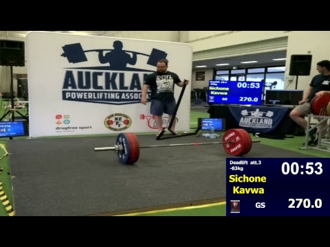 Auckland Powerlifting Championships 2019