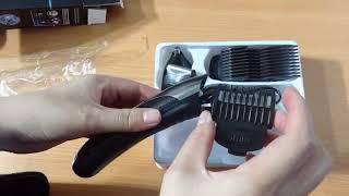 Mesin Alat Cukur Rambut Kemei KM-1407 Tanpa Kabel