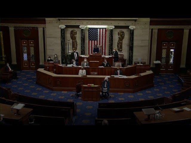 Trump enfrentará un segundo juicio político