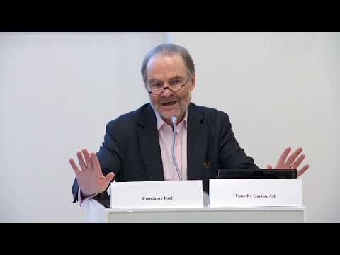 FULL LECTURE: What story should Europe Tell ?