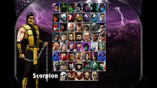 Mortal Kombat Project Season 2.5 Update 5 (Gameplay) with download link