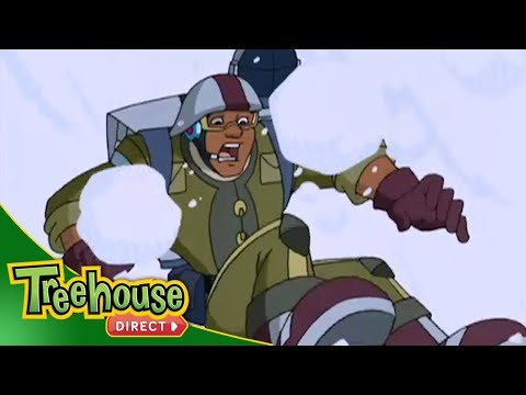 Rescue Heroes | White Wall Of Terror