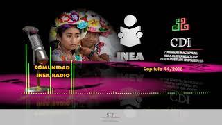 Comunidad INEA Radio 44 2018