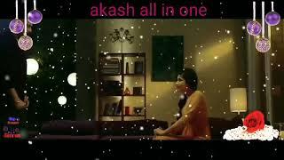 Jo Naseebo Mein Hi na likha Woh Kaise Mil Jaye status💘💔 #Akashallinone Heart Broken status 💔 Best S💖