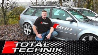 Audi RS6 C5 Buyers Guide (2002-2005) - TOTAL TECHNIK