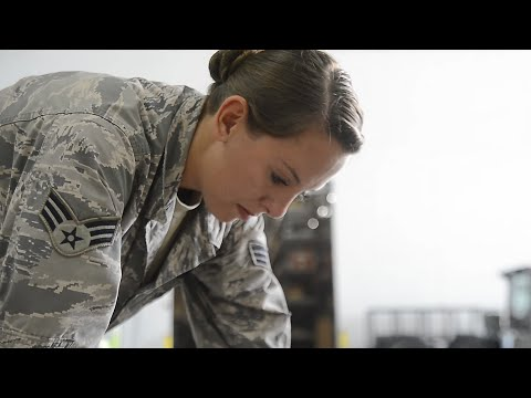 Logistics Readiness Airman