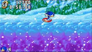 Sonic Advance - Ice Mountain Zone [Act 1&2]
