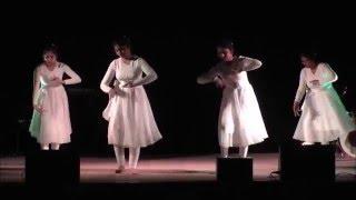 Yehova Na Mora Dance (COTR) 2016