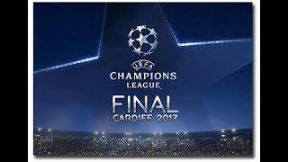 Ceremonia juventus vs real madrid FINAL UEFA Champions League 2017