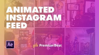 Animieren Instagram in After Effects + Gratis AE File | PremiumBeat.com