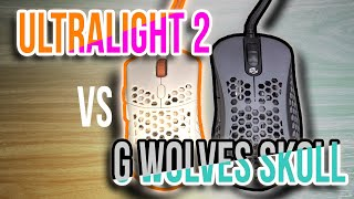Finalmouse Ultralight 2 vs G Wolves Skoll Which is the Best Light Mouse?!?