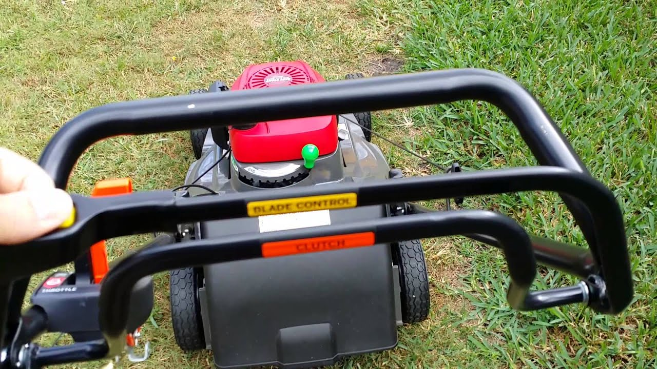 Honda Hrx 217 Look At And Cold Start Best Mower Youtube