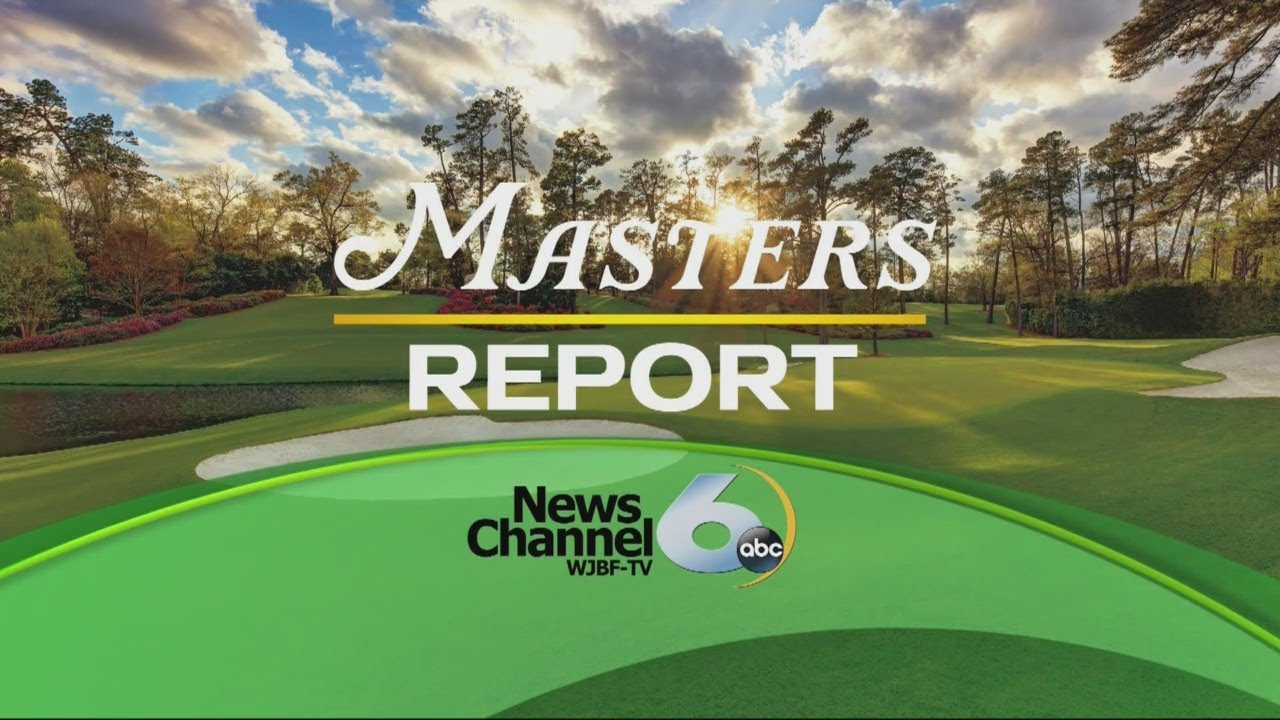 Finau ties first 9 Masters record with 6-under 30