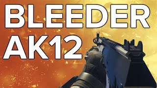 Advanced Warfare In Depth: AK12 Bleeder (Highest Damage AK12 Variant)