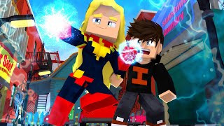Minecraft: FREE FIRE - CAPITÃ MARVEL NO FREE FIRE !! ‹ Ine Games ›