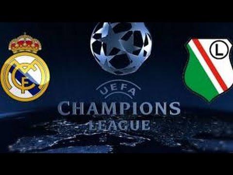 Download Real Madrid vs Legia Warszawa I GOLES Y MEJORES JUGADAS I Champions League I PS4