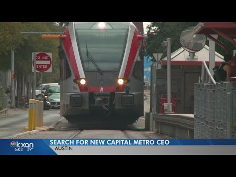 Capital Metro introduces 4 finalists for CEO position