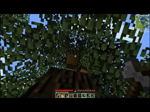 Minecraft - Technic Pack Part 2 - Sticky Resin Located