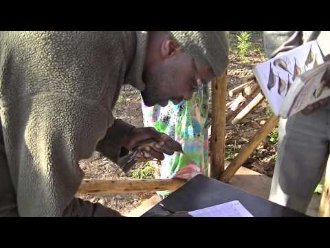 Joey Gogol - Birding in Ethiopia