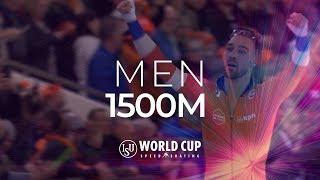 Kjeld Nuis Ned | 1st Place Men 1500m | World Cup Heerenveen 2020 | #speedskating