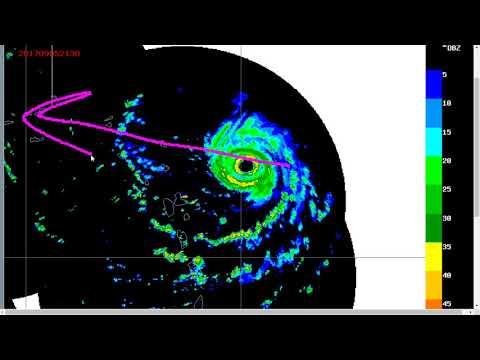 Tuesday Evening Update on Hurricane Irma