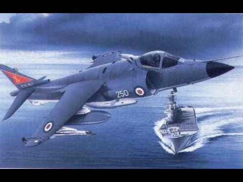 One Of Our Harriers Is Missing!  The 1983 Alraigo Incident