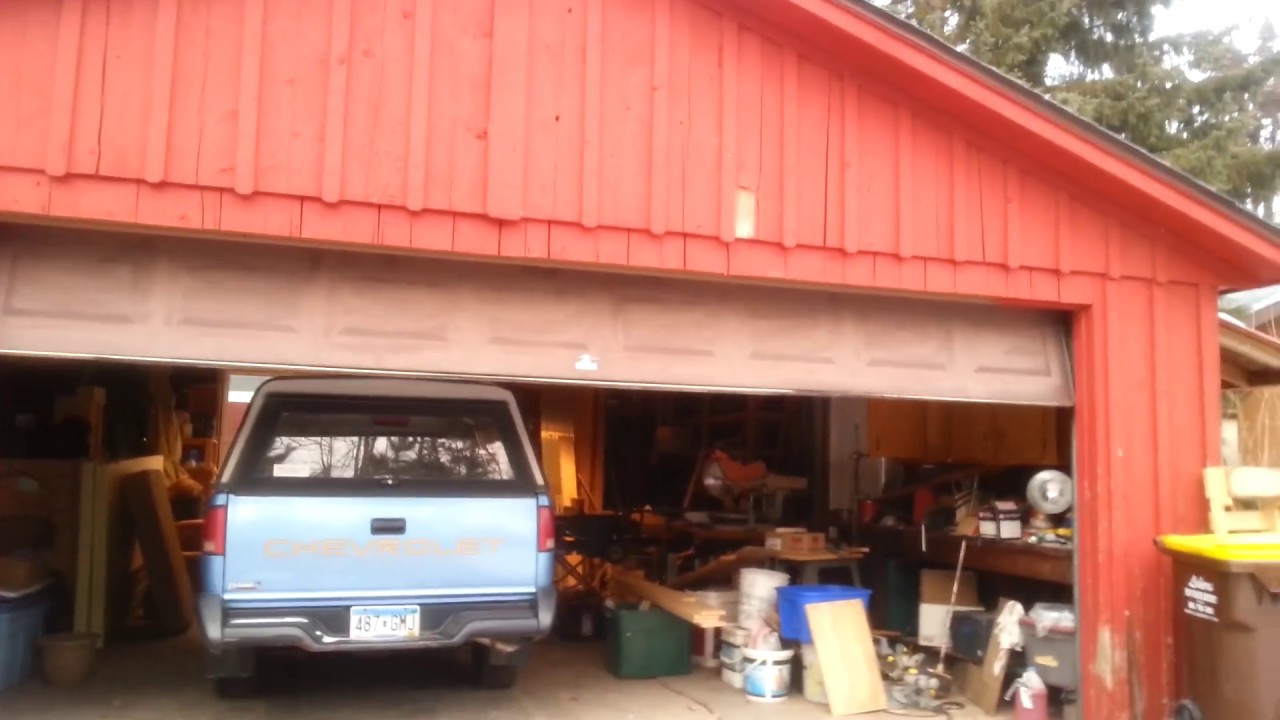 Garage Door Openers Youtube