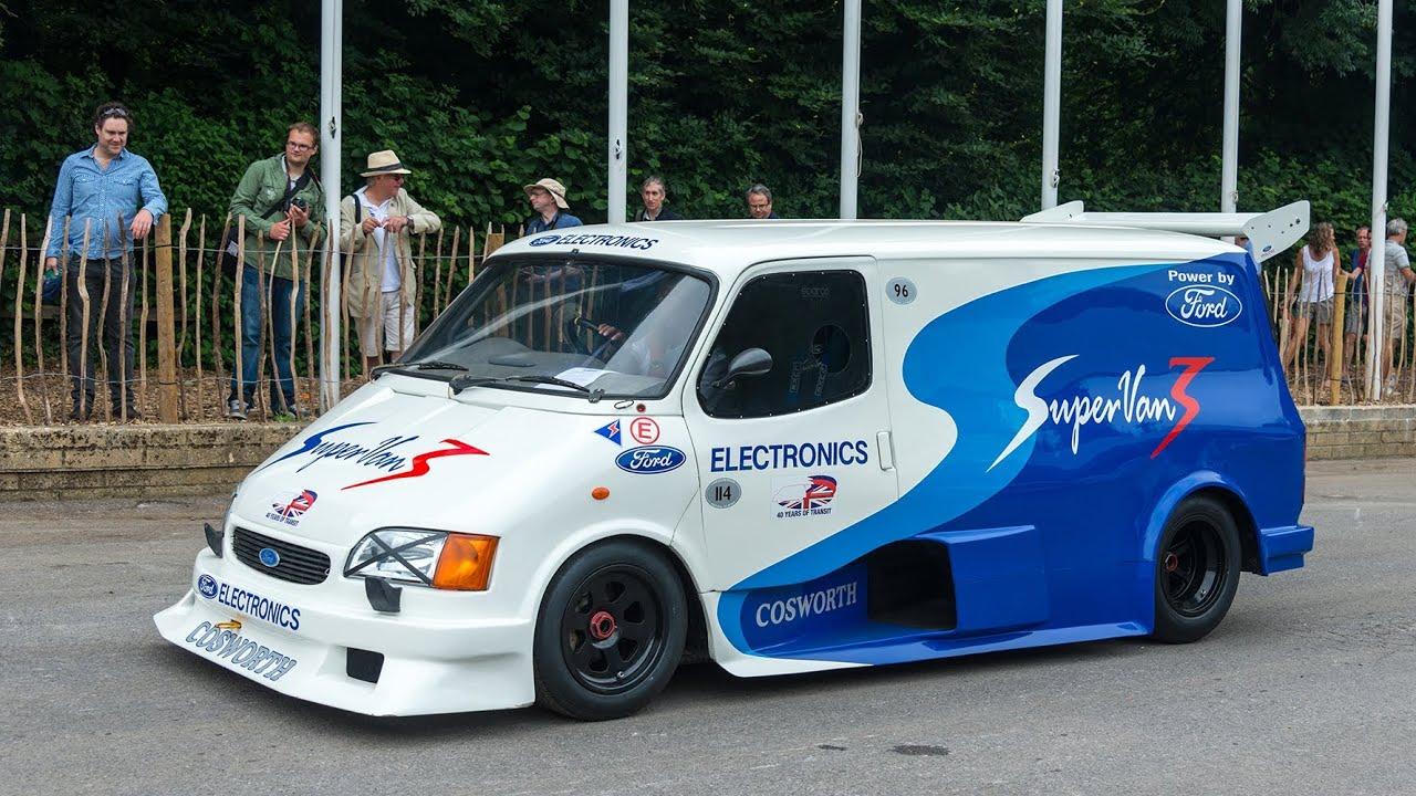 Ford Transit Supervan 3, Goodwood Festival of Speed 2013 ...