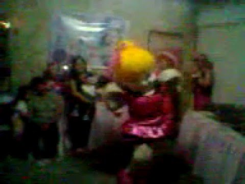 & PARTY FACTORY-Barbie(mascot) - YouTube