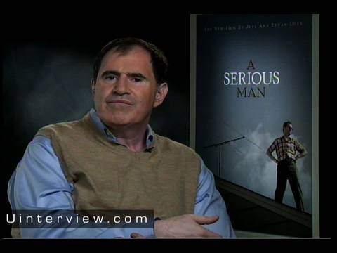 Richard Kind On 'A Serious Man,' The Coen Brothers
